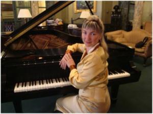 Dr. Svetlana Maddox Piano (Jan '15)